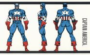Steven Rogers (Earth-616) from Official Handbook of the Marvel Universe Master Edition Vol 1 2 0001