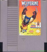 Wolverine (NES game cartridge)