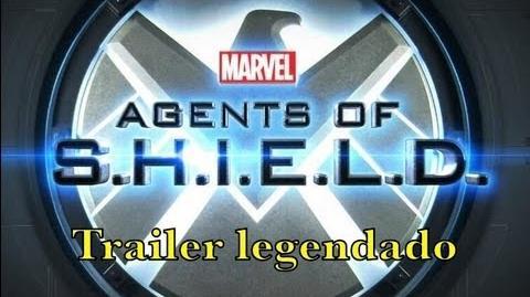 Agents of S.H.I.E.L.D. - Trailer Legendado