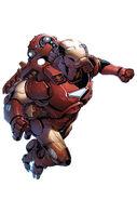 Armure d'Iron Man MK XLI
