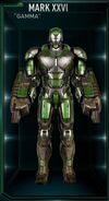Armure d'Iron Man MK XXVI (Terre-199999)