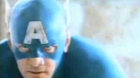 Trailer Capitan America (1990)