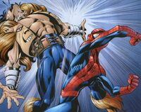 Ultimate Spider-Man Vol 1 21 Spider-Man vs. Kraven