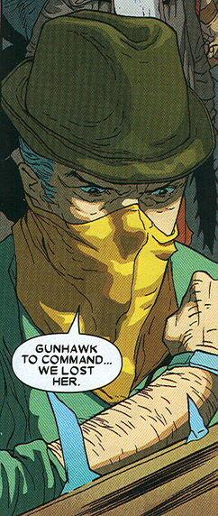 William Downing (Tierra-616) de Wolverine Vol 4 1