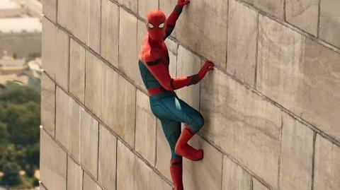 Человек-Паук Возвращение домой - второй трейлер