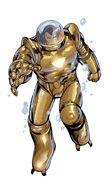 Armure d'Iron Man MK VI