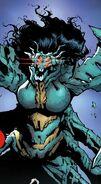 Mutated Spider-Queen