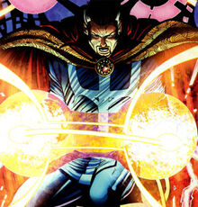 Dr Strange world war Halk