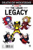 Death of Wolverine The Logan Legacy Vol 1 1 Baby Variant