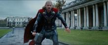Тор выходит на битву против Малекита - Царство тьмы