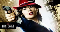 Agent Carter Série TV Banner 1248825