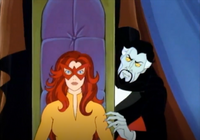 SM and His Amazing Friends S3E2 Dracula Orders Firestar to Kill Spidey and Iceman
