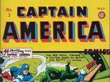 Captain America Comics Vol 1 3