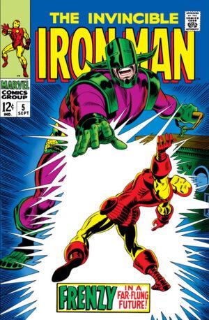 Iron Man Vol 1 5