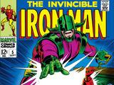 Homem de Ferro Vol 1 5