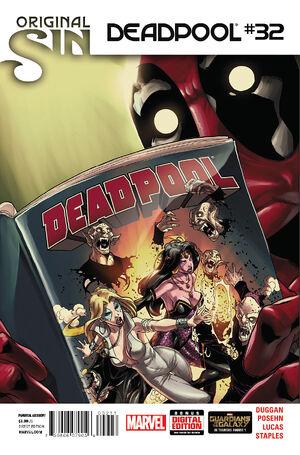 Deadpool Vol 3 32