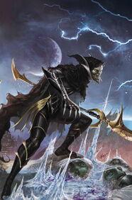 Corvus Glaive (Terre-616)