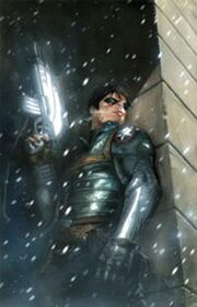 Winter Soldier Vol 1 1 Gabriele Dell'otto Variante Texto