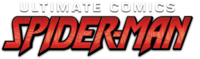 Ultimate Comics Spider-Man Logo 0002
