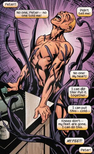 146 Ultimate Eddie Brock Naked - Pull It Together
