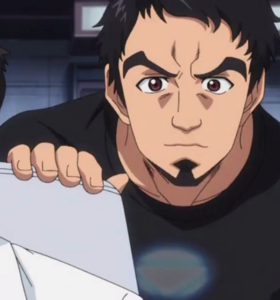 Anthony Stark (Tierra-14042) de Marvel Disk Wars The Avengers Temporada 1 8