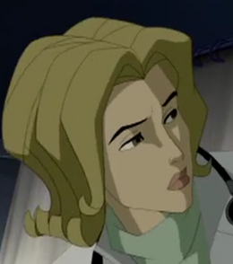 Gina Atwater (Tierra-2772) de Doctor Strange The Sorcerer Supreme 001