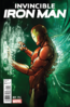 Invincible Iron Man Vol 2 1 Variante de Pichelli