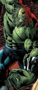 Bruce Banner Jr. (Earth-807128) from Fantastic Four Vol 1 580 001