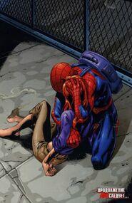 USM 25 Spider-Man and Mary Jane Watson