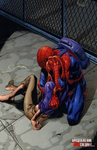 USM 25 Spider-Man and Mary Jane Watson