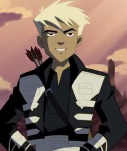 Francis Barton (Tierra-555326) de Next Avengers Heroes of Tomorrow 001