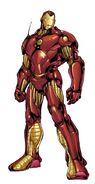 Armure d'Iron Man MK XVII