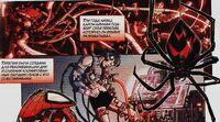 Edge of Spider-Verse 3 Aaron's Genetic Experiment