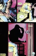 Frank Castle Tries to Commit Suicide (Punisher Year One 2)