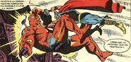 La Bi-Bestia (Tierra-616) vs Thor Odinson (Tierra-616)