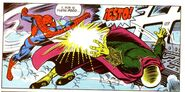 Spider-Man (Peter Parker) vs Mysterio (Quentin Beck)