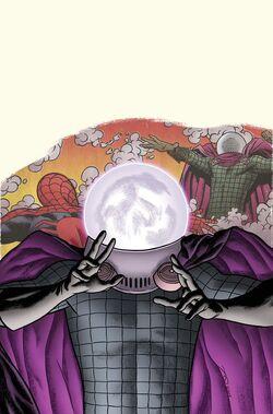 Amazing Spider-Man Vol 1 618 Villain Variant Textless