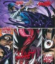 USM Venom Kills a Woman