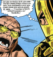 Gargantus Intentado Imnotizar a Iron Man