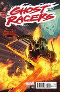 Ghost Racers Vol 1 2 Gedeon Variant