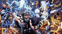 Mighty Thor Vol 2 21 War Thor vs fire demons