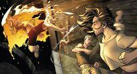 UCXM 4 Johnny Storm vs Kitty Pryde
