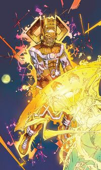 Galactus (Earth-616) from Ultimates Vol 2 2 001