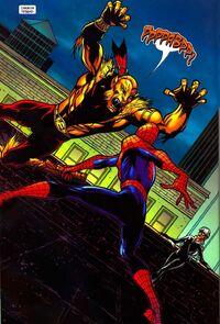 Marvel Adventures- Spider-Man 1 42 Puma vs Spider-Man