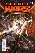 Secret Wars Vol 1 1