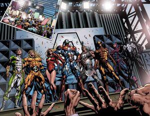 Vingadores Sombrios Norman Osborn Terra-616 055
