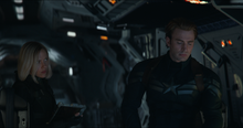 Романова и Роджерс, полет к планете Таноса - Финал