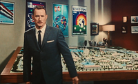 Iron Man 2 Howard Stark's record