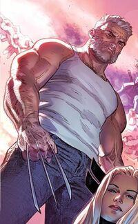 James Howlett (Earth-807128) from Extraordinary X-Men Vol 1 3 Mann Variant