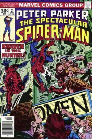 Peter Parker, O Espetacular Homem-Aranha Vol 1 2